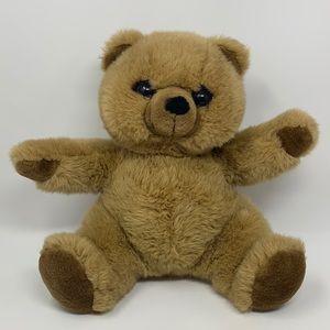 Brown bear heartbeat💓 sound stuffed animal works!